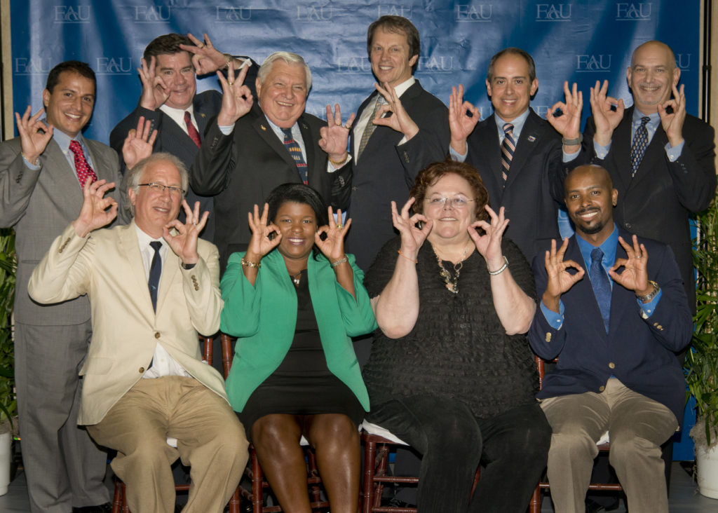 FAU | Hall of Fame & Distinguished Alumni