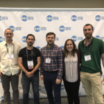 Lab travels to Society for Neuroscience conference in San Diego