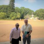 Dr. Jeka gives seminars at Indian Institute of Science